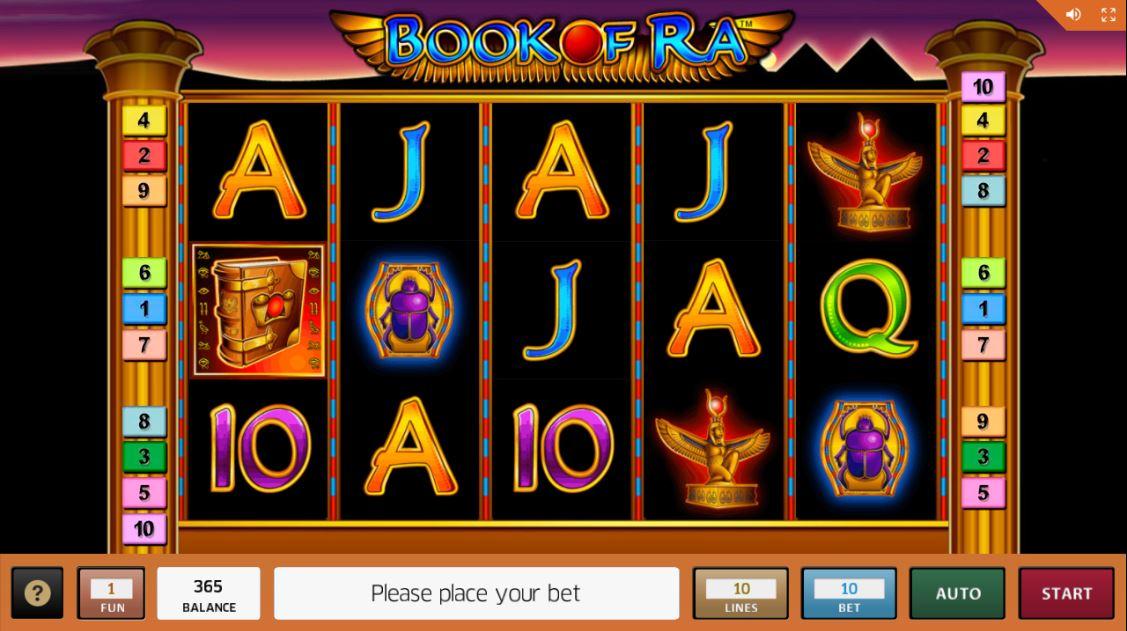 Book Of Ra Online Za Free