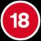 18+ ikona