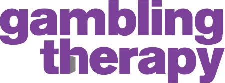 Gambling therapy logo